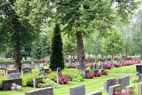 Janakkalan hautausmaa