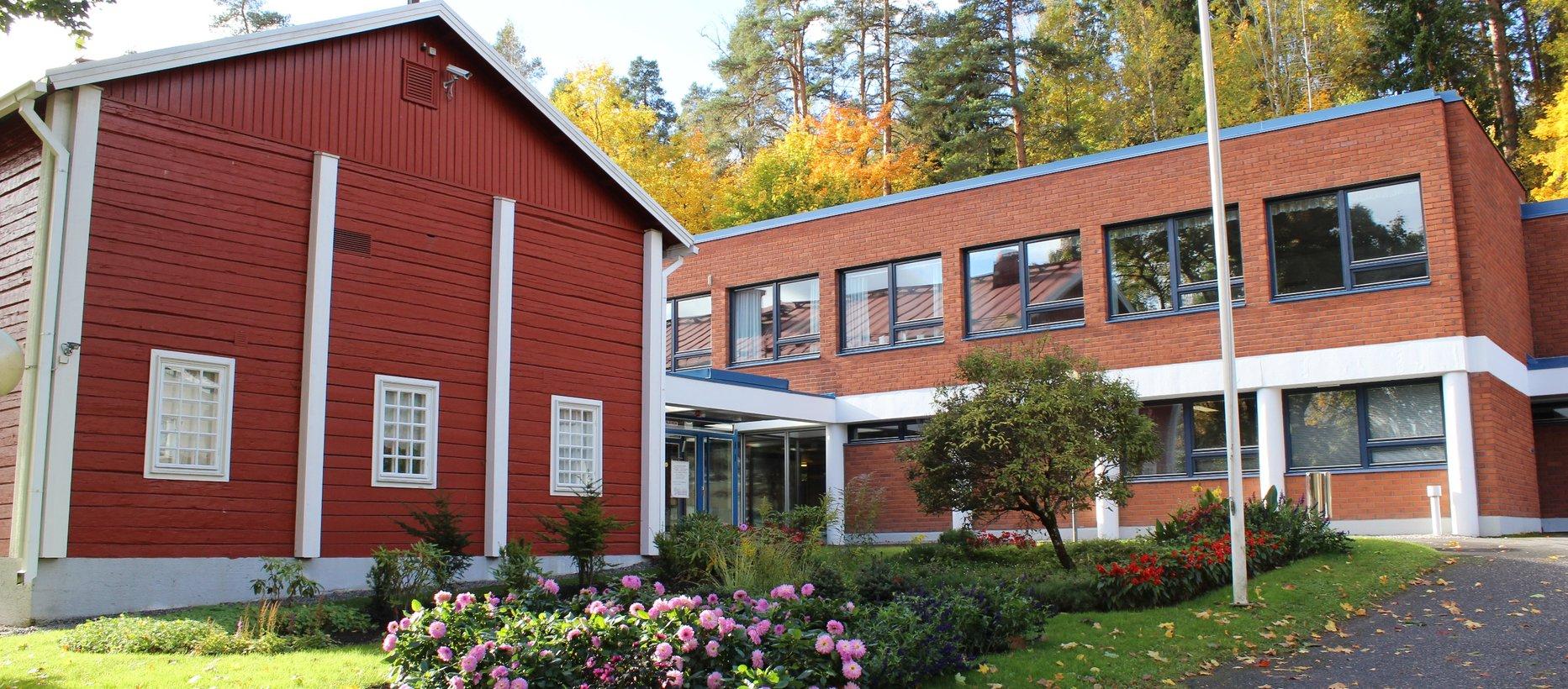 Tervakosken kirkko ja seurakuntakeskus